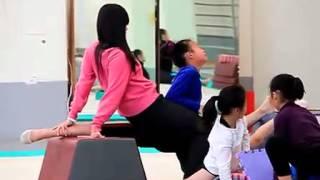 Gymnastics in China:残酷的中国体操训练