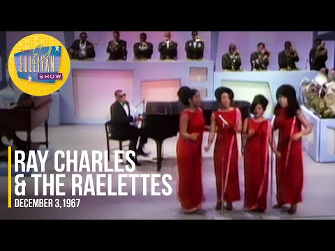 """Ray Charles & The Raelettes (feat. Billy Preston) """"What'd I Say"""" on The Ed Sullivan Show"""