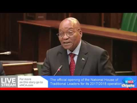 Zuma - We must be practical and in-control of banks