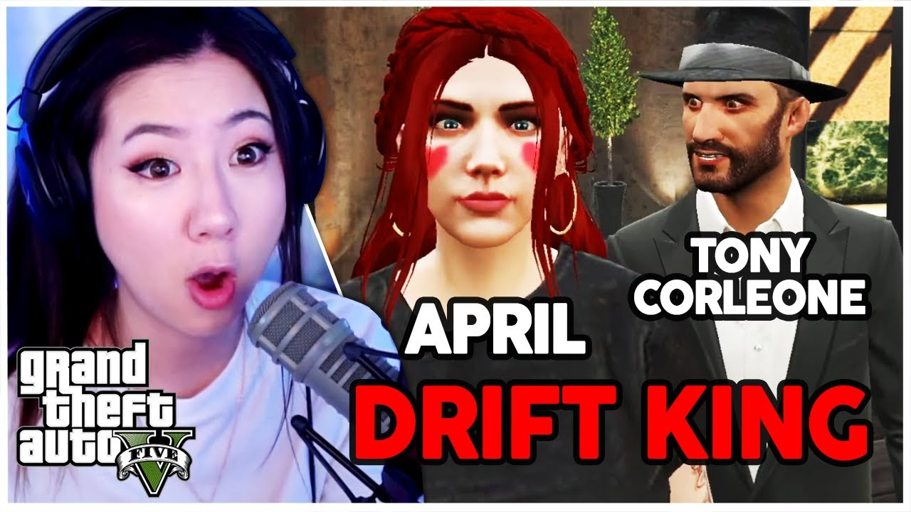 APRIL GETS DRIVING LESSONS FROM TONY CORLEONE! - GTA 5 RP NoPixel 3.0 ft. AnthonyZ
