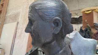 Escultura desde la contemplación dominicana (Fray Alfonso Salas)