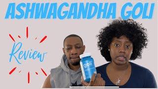 Ashwagandha Goli Gummy Review