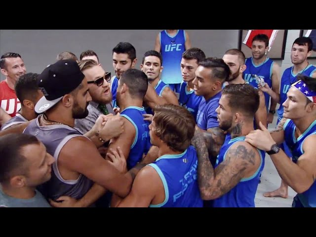 The Ultimate Fighter: Team McGregor vs. Team Faber - The Skirmish