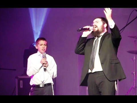 Benny Friedman, Levi Niasoff - LIVE CONCERT - B'sheim Hashem
