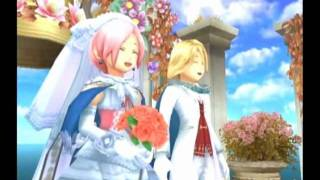 Rune Factory: Tides of Destiny - James Fall Date,Proposal and Wedding