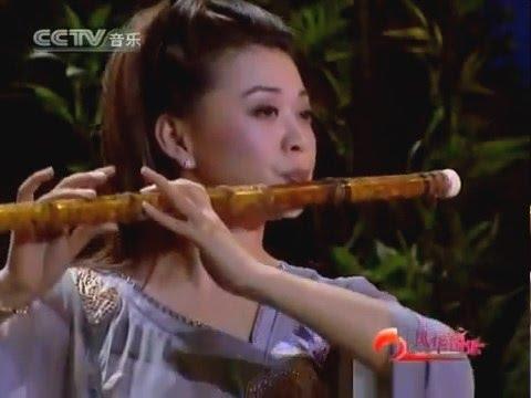 Chinese Classical Music【4】《妝台秋思》Chinese Bamboo Flute+Guzheng