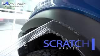 Anti Scratch   MAGNUS PRO Paint Protection Film PPF