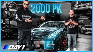 400 km/u in PEPERDURE Nissan?! | Daily Driver | DAY1