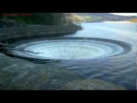 Imprecionante Remolino De Agua (TeAsustasOTiensMiedo)