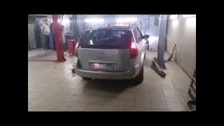 Удаление и программное отключение сажевого фильтра. Renault Megane. Москва.(, 2013-07-06T22:49:50.000Z)