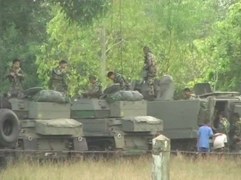 Thailand, Cambodia military talks after deadly border clash