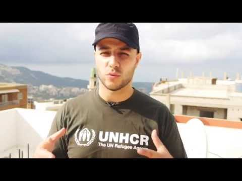 Maher Zain visits Syrian refugees in Lebanon (part 1)