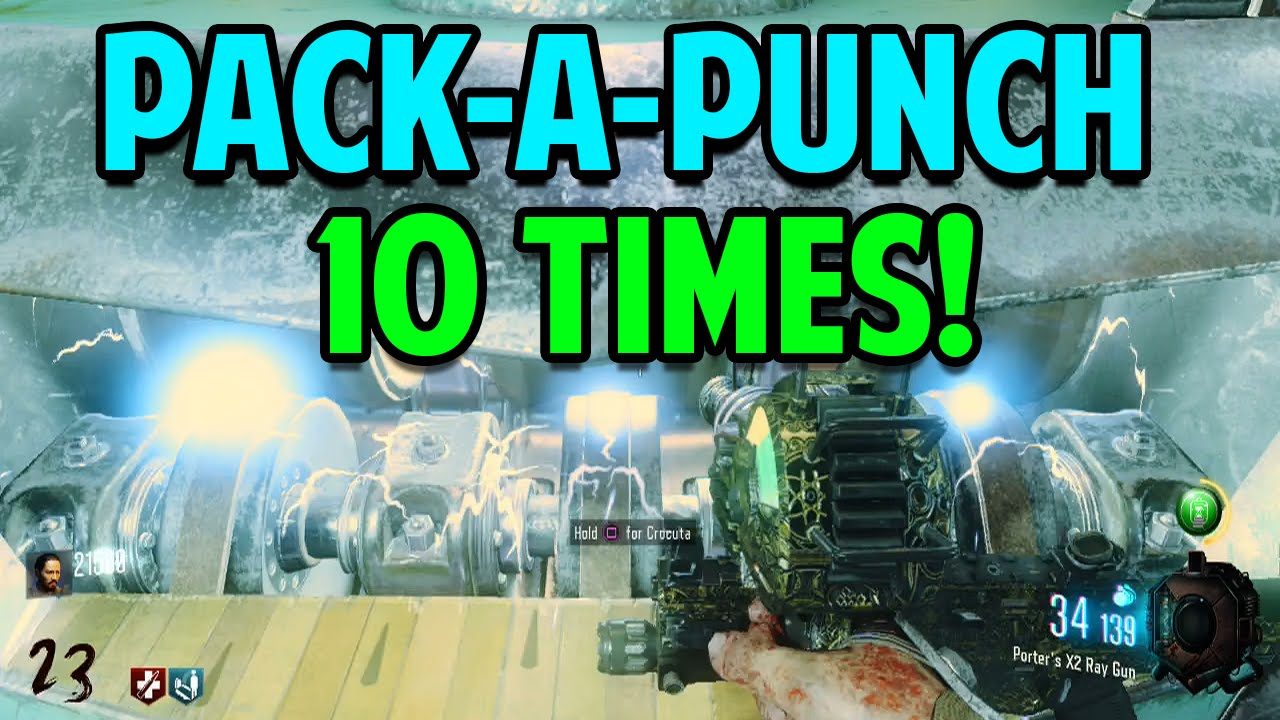 black ops 2 how to get to pack a punch