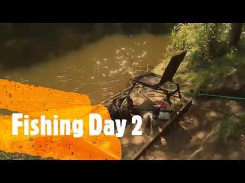Fishing Wombwell Dam Part II
