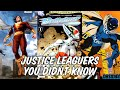 Justice Leaguers You Didn't Know