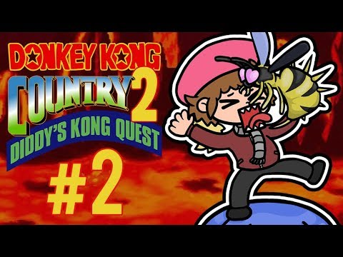★ Jonglierend in den Tod - Donkey Kong Country 2 Diddy's Kong Quest #2