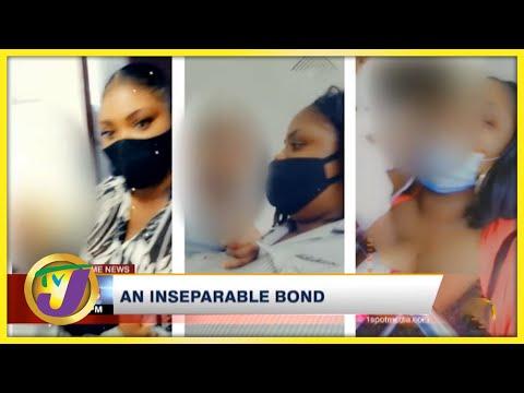 Constable Lotoya Garriques   An Inseparable Bond   TVJ News