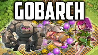 Clash of Clans - GoBarch Farming Attack Strategy! (TH11, TH10, and TH9 Farming Strategy)