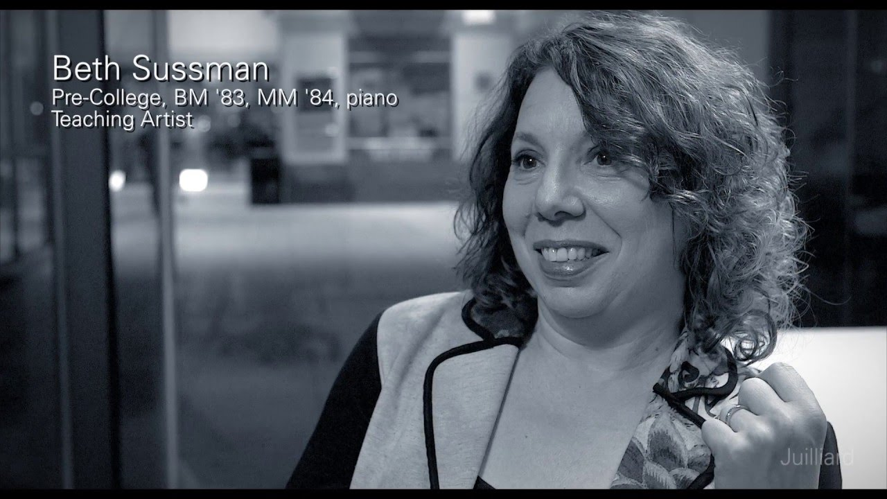 Juilliard Snapshot: Beth Sussman