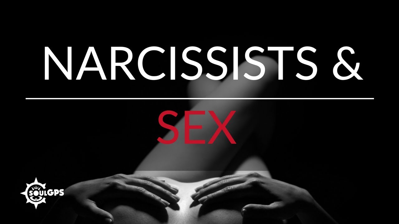 Cerebral narcissist sexuality