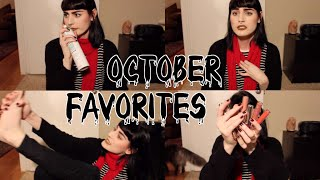 OCTOBER WAS COOL & FULL OF VEGAN SHIT | thegothicsprite
