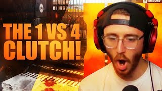 I CLUTCHED IT!! - Black Ops 4 Beta Gameplay