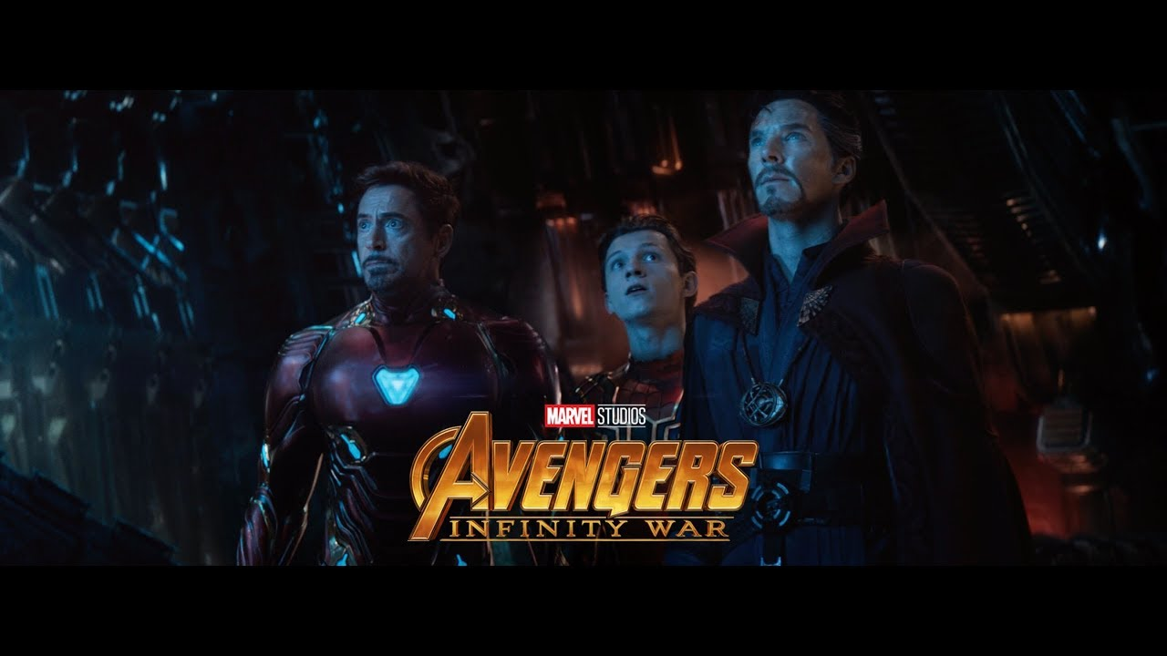 marvel studios' avengers: infinity war - (big game spot) - max