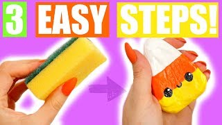 SUPER EASY SQUISHY TUTORIAL | Kawaii Halloween #20
