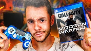 MI PRIMERA PARTIDA A CALL OF DUTY: MODERN WARFARE - TheGrefg