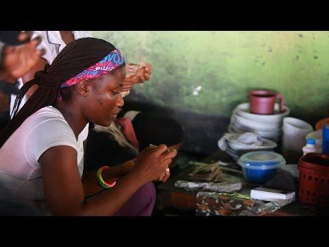 Ebola Endangers the Liberian Economy