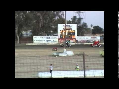 8-14-15 Kings Speedway HL, Qual, Heat Race
