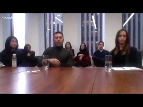 SheWorx Roundtable with Gerard Adams, Co-Founder Elite Daily