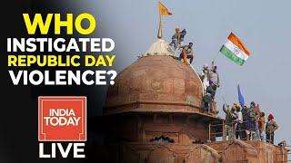 Who Instigated Republic Day Violence? Can Farm Leader Escape Blame? | Newstrack Live With Rahul