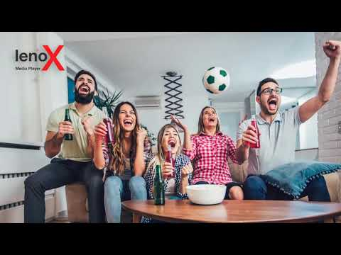 How to install Lenox Media Player for FireStick