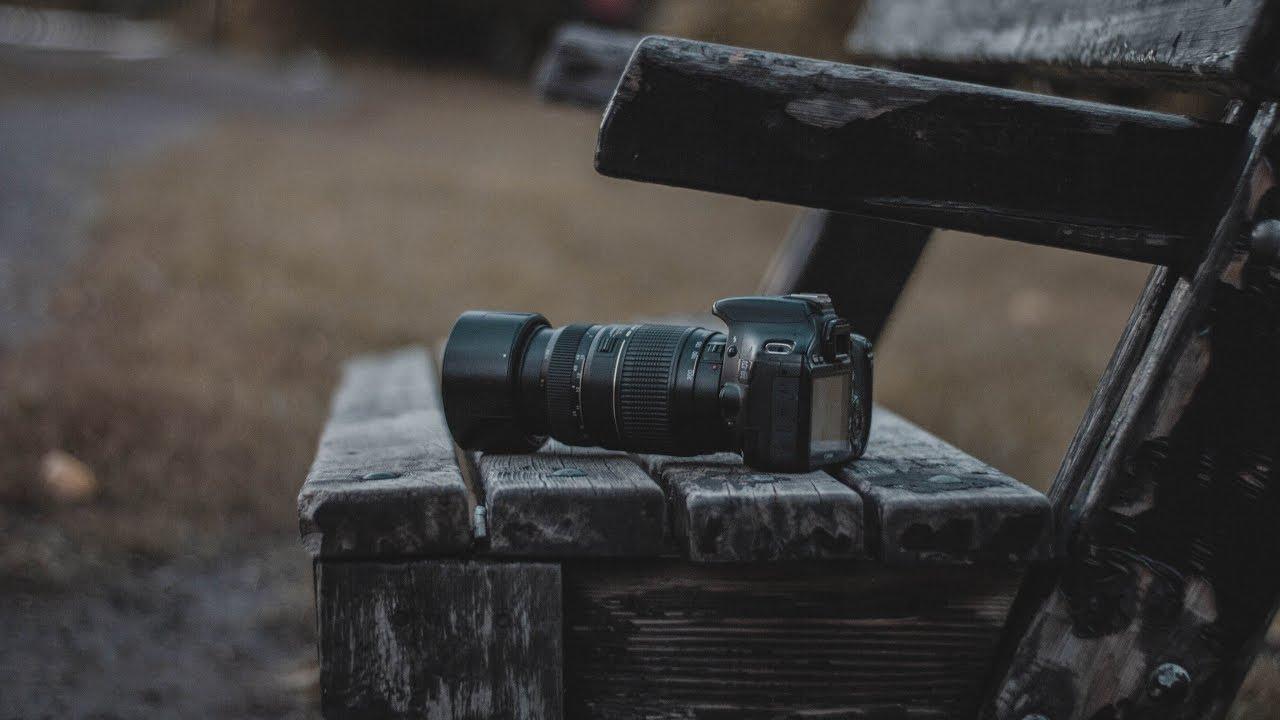 Как снять фото с эффектом глазка бойтесь