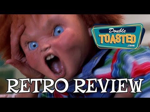CHILD'S PLAY - RETRO MOVIE REVIEW HIGHLIGHT - Double Toasted