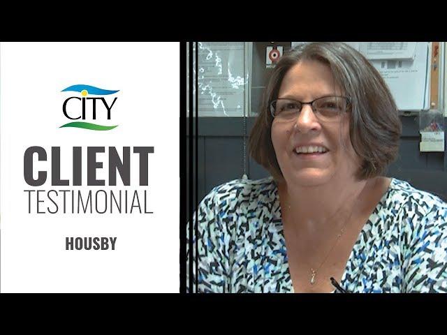 Client Testimonial - Housby