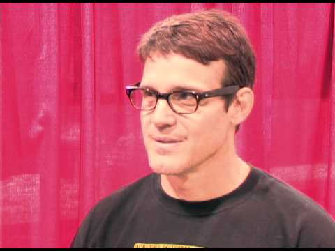 EXCLUSIVE : Eddie McClintock from Warehouse 13