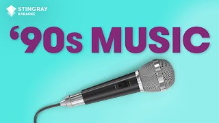 EPIC '90s MUSIC KARAOKE MIX: Karaoke with Lyrics Non Stop Marathon Best of '90s @Stingray Karaoke