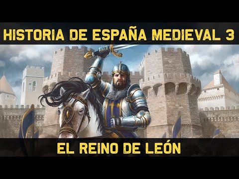 ESPAÑA 4: Edad Media (3ª parte) - El Reino de León y los C. Catalanes vs. el Califato de Córdoba