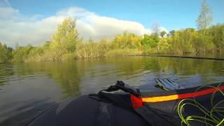 Gedde fiskeri 1 maj 2014