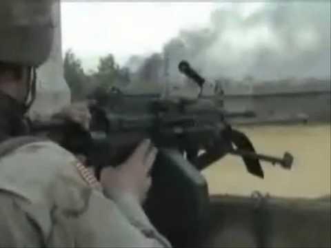 Live War in Iraq