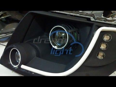 Suzuki Apv Arena Custom Headlamp Fxr Projector And Accesories