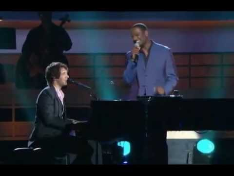 Bridge Over Troubled Water By Josh Groban And Brain Mcknight
