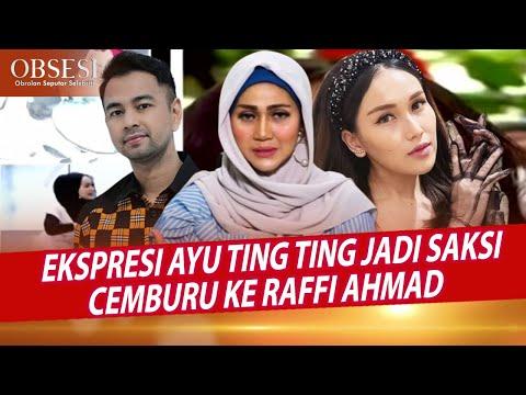 Beginilah Analisa POPPY AMALYA, AYU TING TING Cemburu Pada RAFI AHMAD? - OBSESI