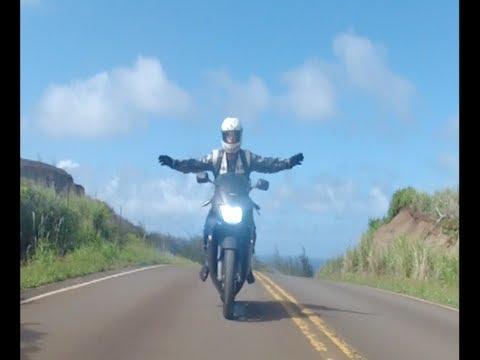 West Maui Motorcycle Tour Hawaii