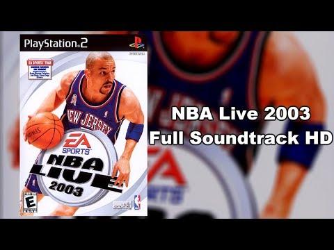 Саундтреки из nba live 2003