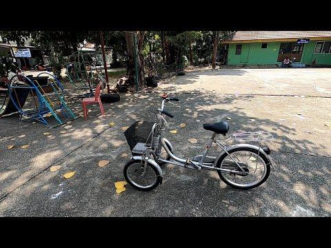 ลองขี่ จักรยาน 3 ล้อ : bikeday