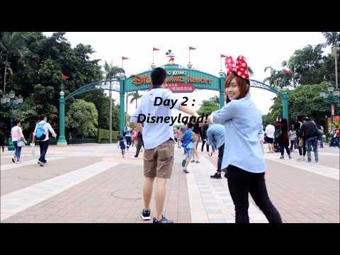 Hong Kong + Macau Trip Nov 2017 Itinerary 5D4N