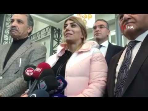 Berna Gözbaşı Kayserispor adaylığını açıkladı
